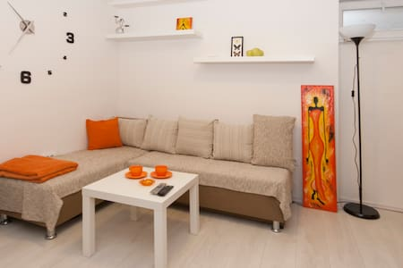City Center Orange Place Studio + FREE PARKING - Belgrad