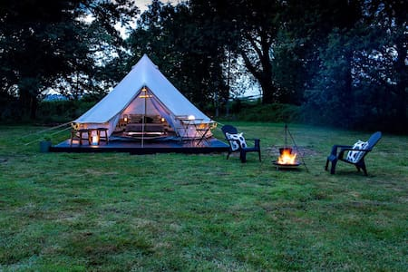 Stanwell glamping