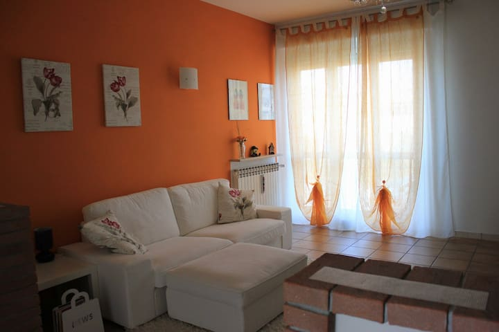 The Architect's Home - Vercelli - Apartament
