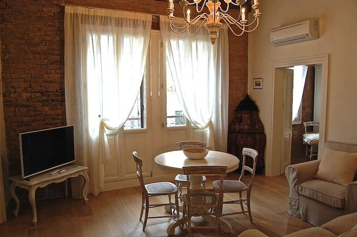 San Lorenzo Canal View apartment