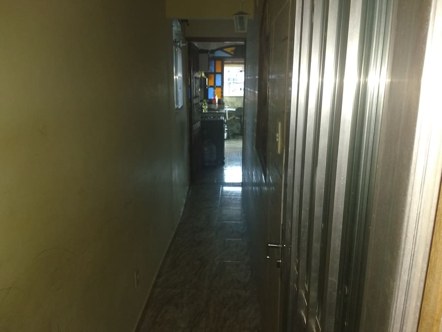 Corredor / Hallway