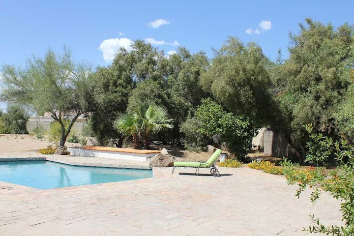 Separate Studio Apartment on 1 acre - Scottsdale - Departamento