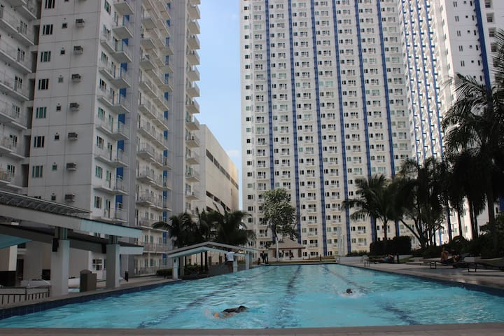 Super affordable 5-star condo unit - Quezon City - Apartamento