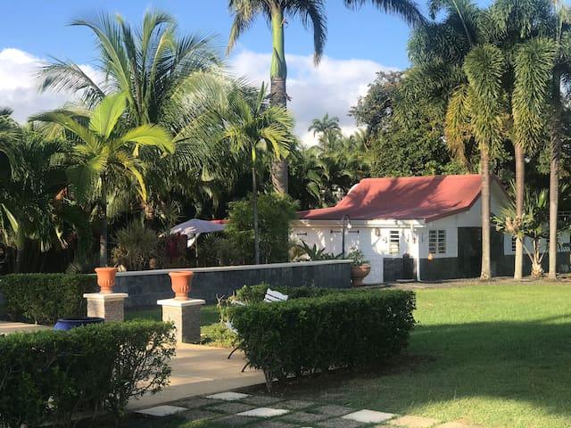 Dubos Cottage