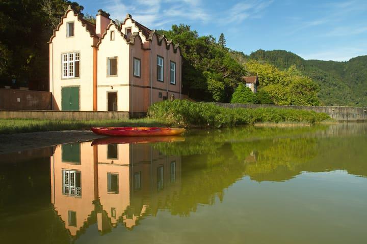 Casa dos Barcos - Furnas