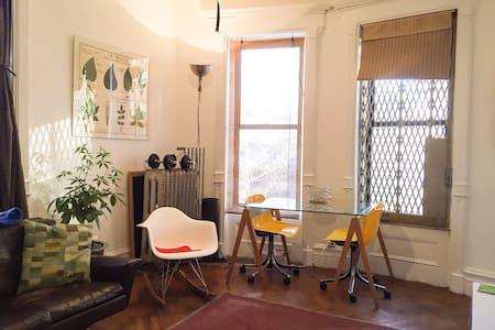 SUN FILLED 1BR in ARTSY FORT GREENE - Brooklyn - Apartment