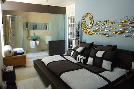 Cozy Apartm., Walk to the Beach - Loiza - Appartamento
