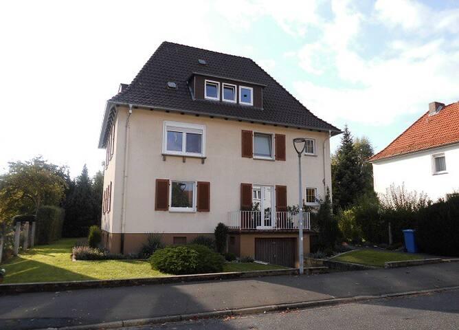 """Fewo """"Auf der Struth"""", Eschwege - Eschwege - Lägenhet"""