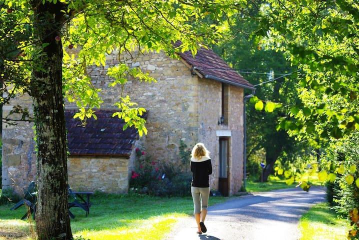 Cozy Cottage 5 min Lascaux ,nr Sarlat w/Pool, Wifi - Montignac - House