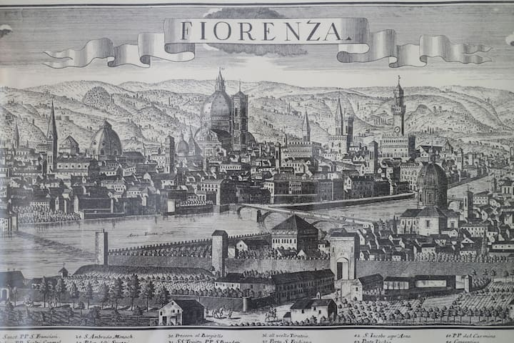 Casa Irene - rustica, tranquilla vicino Firenze