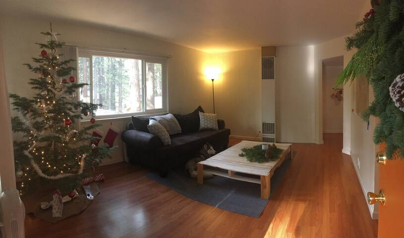 1 BR Condo Central Location - South Lake Tahoe - Huis