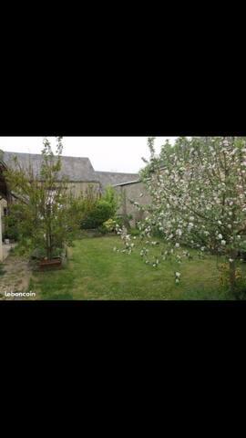 maison 3 chambres entre Bonneval et Voves