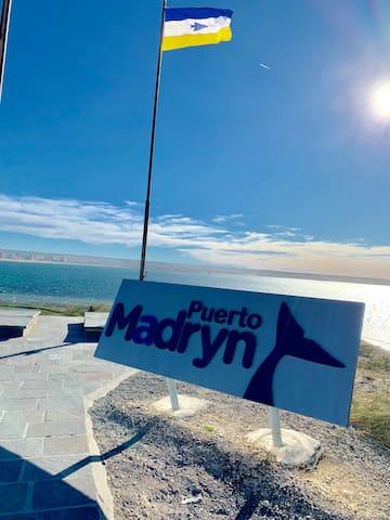 Puerto Madryn belleza Patagonico