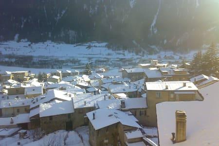 Bormio a 14km SCI+TERME+TRENO ROSSO - Sondalo