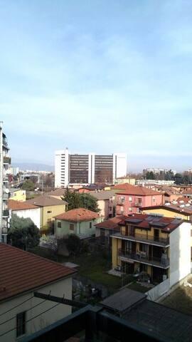 appartamento bello e panoramico