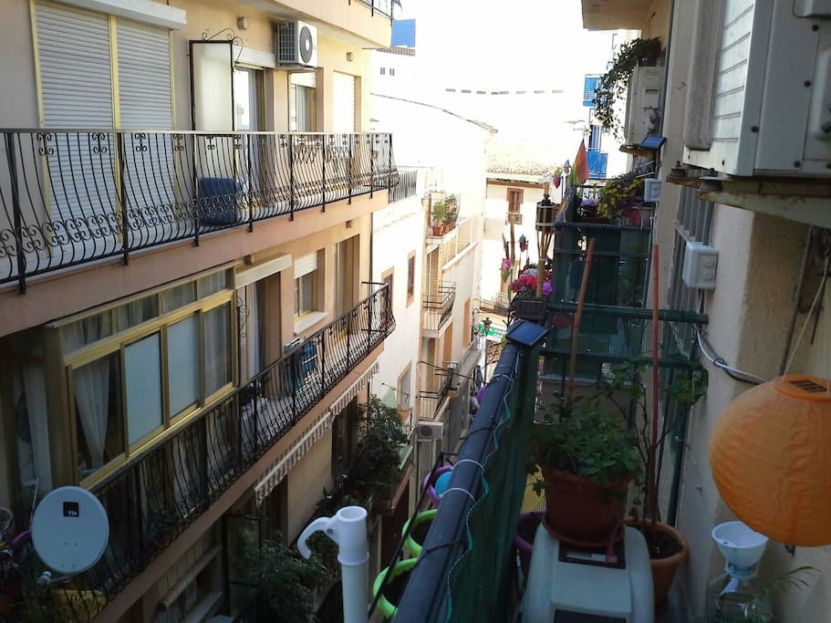 Single room in the Old Town Benidorm. - Apartments for ...