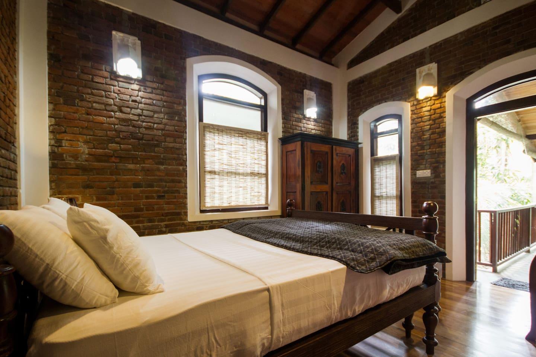 Village Suite- Bedroom