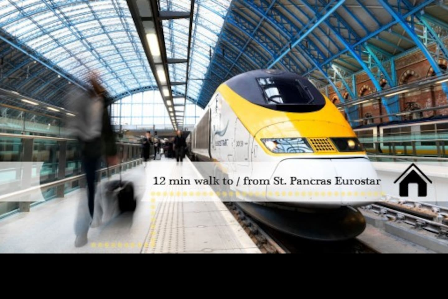 Eurostar connections