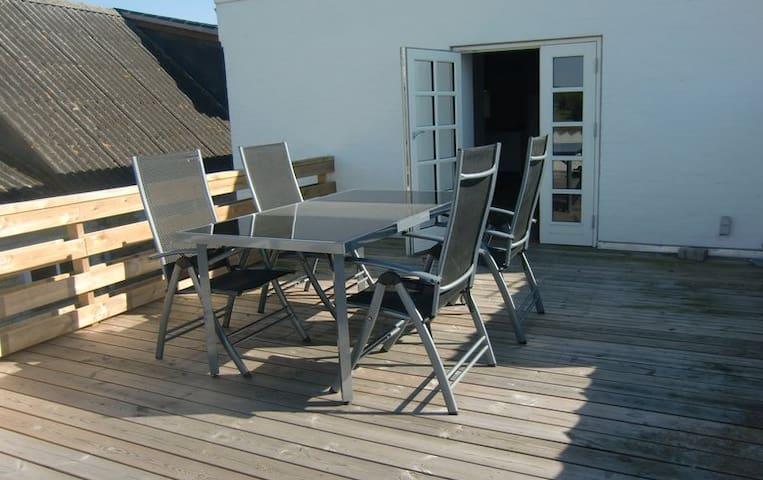Rekreativ ferie og fritid på Helnæs - Ebberup - Apartment