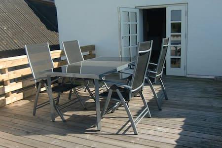 Rekreativ ferie og fritid på Helnæs - Ebberup - Apartemen