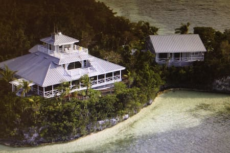 Paradise in the hub of Abaco Bahama - Marsh Harbour - Casa