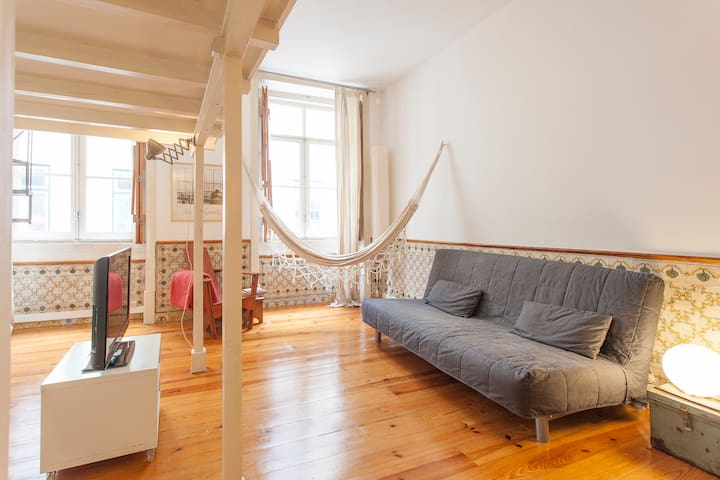Stay Like Us in Baixa, Lisbon  - Lisboa - Loft