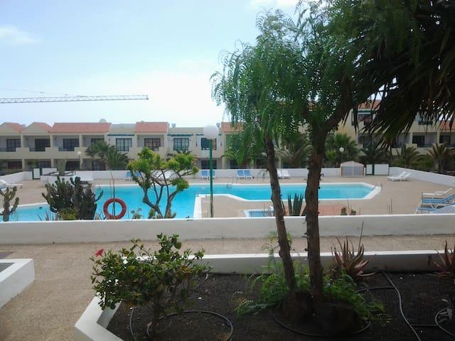CANARIAS: APTO. FUERTEVENTURA - Antigua - Lägenhet