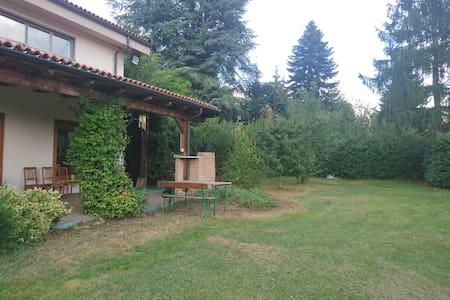 CASA NEL VERDE A UN PASSO DA CUNEO - Santa Croce - Villa