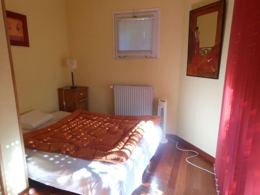 lit ouvert en 160 (80x2)