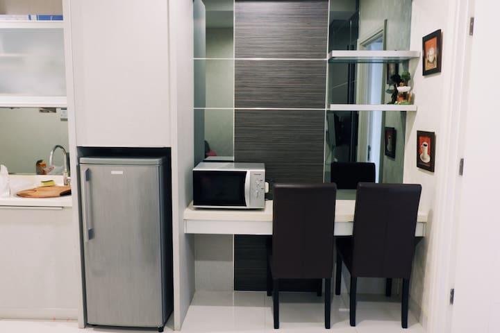 Studio Apartment @ Surabaya Center
