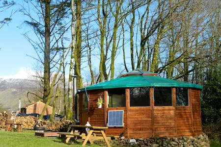 Glamping in Galtee Mountains - リムリック (Limerick) - ユルト