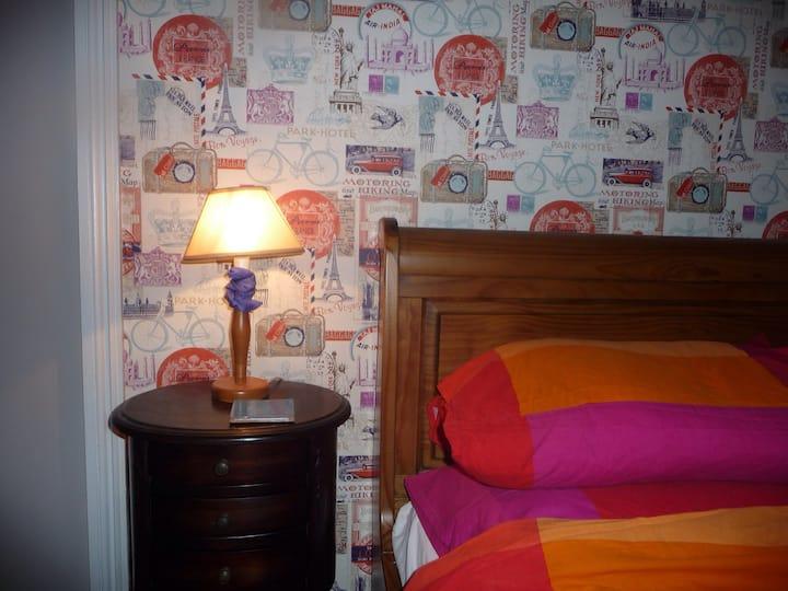 Comfortable Double Room Zone 2