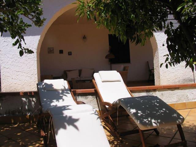 VILLINO ANDROMACA Panoramico  - Palinuro - Villa