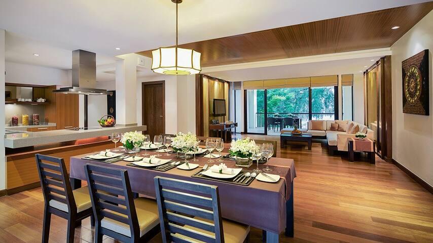 Residence 3 Bedrooms on Bangtao Beach