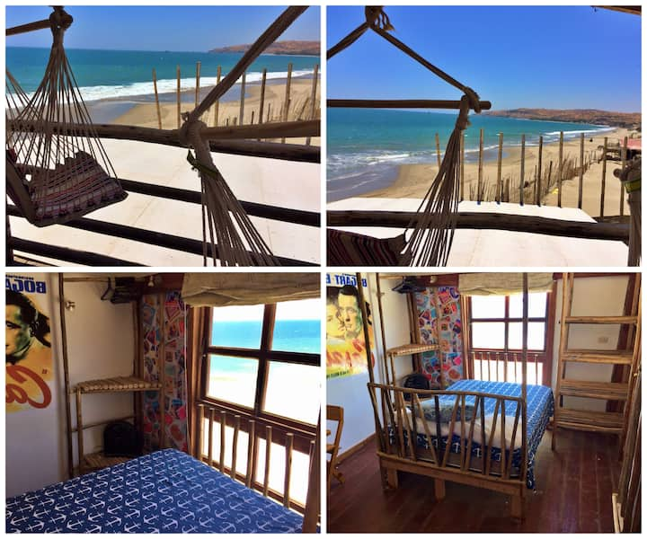 "Little apartment in Playa del Amor  ""Beachbum"""