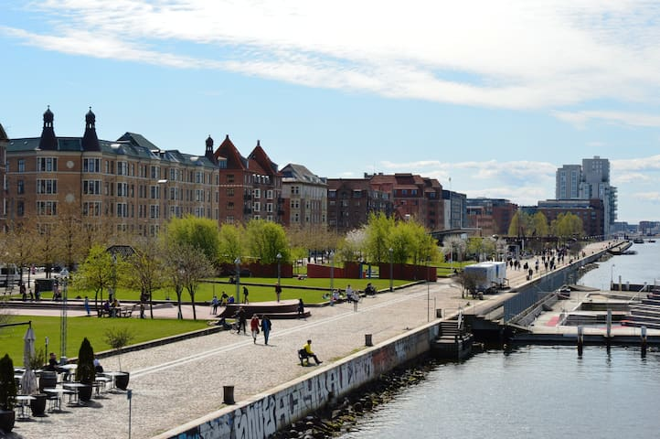 Islands Brygge apartment, close to the City Center
