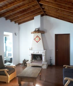 Upper Apartment in Azorean house - Prainha - Apartment