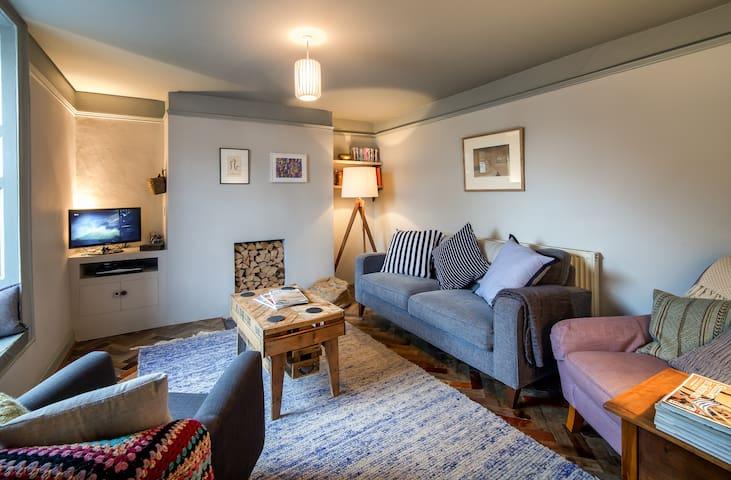 Cook's Cottage Shaldon - Shaldon - Ev