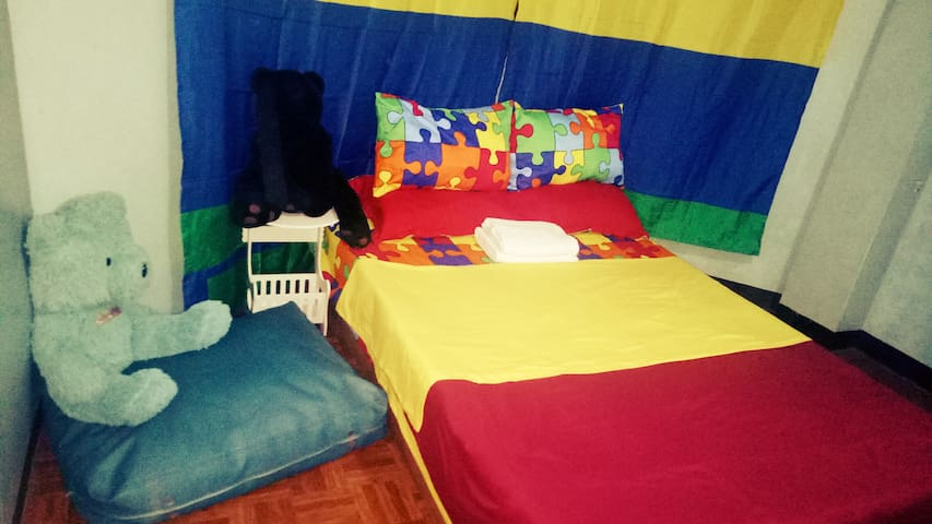 Reyes Residence offered bed&breakfast for everyone