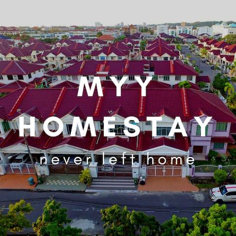MYY Homestay @ Piasau Jaya