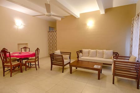 Spacious 2BR Central Colombo 26/5 Ground Floor - Colombo
