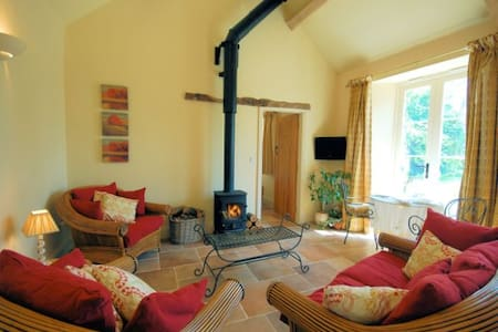 16th Century Grade II Listed barn - Glastonbury - Bed & Breakfast