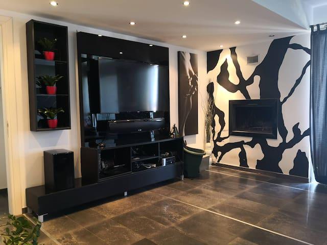 The Apartment 302 fine designed flat.