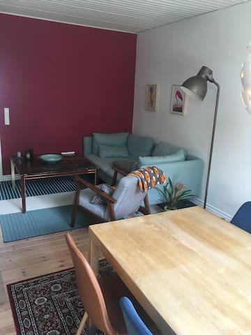 Suburban Apartment Near Copenhagen