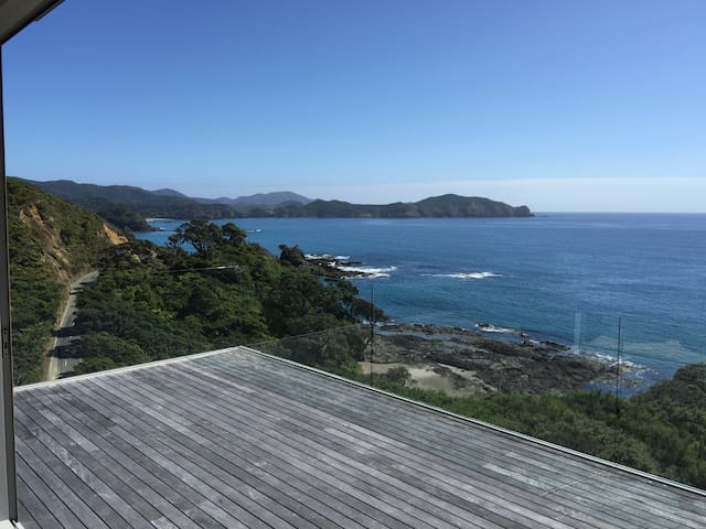 Stunning Views on the Coast - Rawhiti - Talo