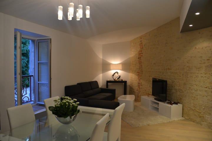 Bel appartement de 44 m² avec piscine