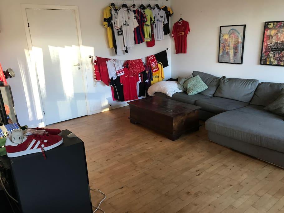 Stue / Livingroom