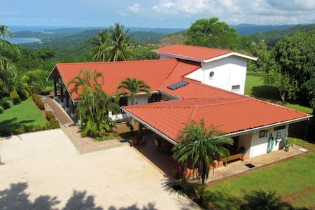Amazing ocean & mountain views!  Staff included!