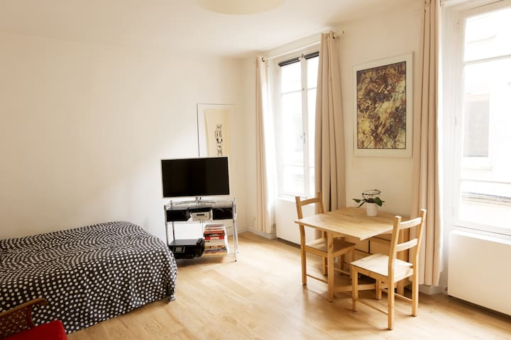 apartment in a cute street - Paris - Apartemen