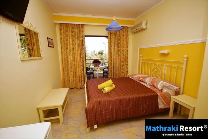 Studio at Mathraki Resort